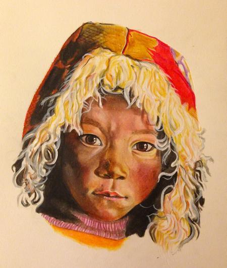 Art Galleries - Tibetean Nomad - 94781