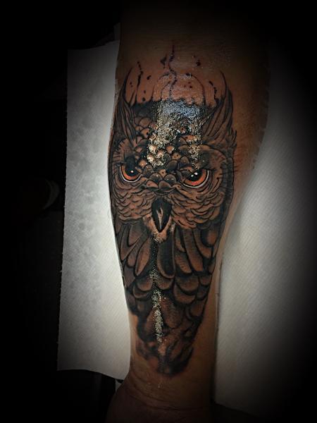 tattoos/ - Owl - 137589