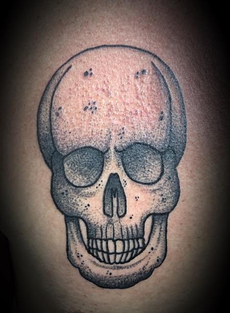 tattoos/ - Skull - 134843
