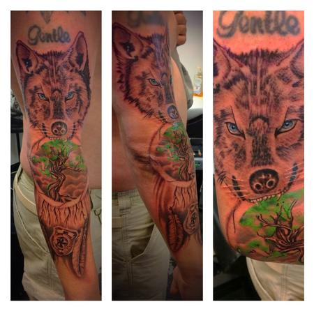 Coverup - Wolf