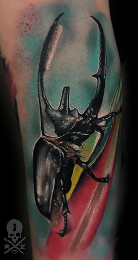tattoos/ - Beetle - 139429