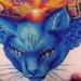 Tattoo-Books - Animal Liberation Cat Angel - 2774