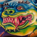 Tattoo-Books - Foo Dog - 3139