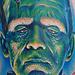 Tattoo-Books - Frankenstein Tattoo - 45035