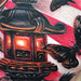 Tattoo-Books - Japanese Lantern - 59233