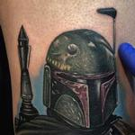 Tattoo-Books - Boba Fett Tattoo - 134125