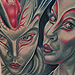 Tattoo-Books - Cirque Du Soleil Tattoo - 32540