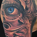 Tattoo-Books - Face Sleeve - 59554