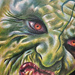 Tattoo-Books - Orc Tattoo - 43160