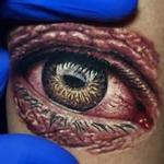 Tattoo-Books - Mini Realistic Eye Tattoo - 134129