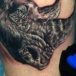 Tattoo-Books - Rhino Tattoo - 134124