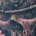 Tattoo-Books - Skull Samurai Tattoo - 67621