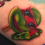 Tattoo-Books - TMNT ICE CREAM TATTOO - 134127