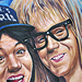 Tattoo-Books - Waynes World  - 41643