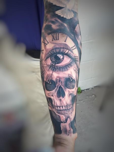 eyeball - untitled
