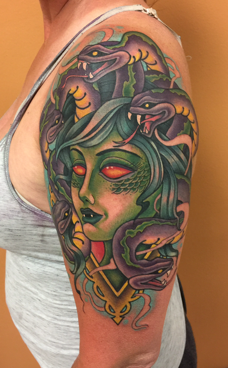 tattoos/ - Medusa - 139854