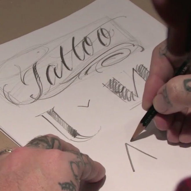 BJ BETTS Lettering On Demand Webinar