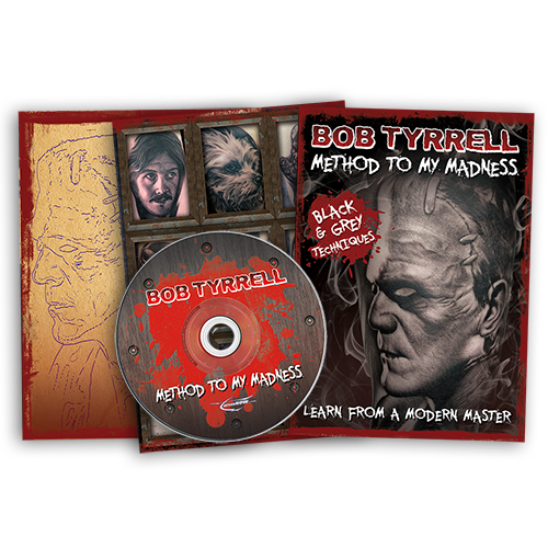 Bob Tyrrell Method To My Madness DVD (OUT OF STOCK)
