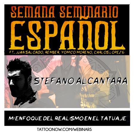 Stefano Alcantara Enfoco el realismo en un tatuaje ON DEMAND