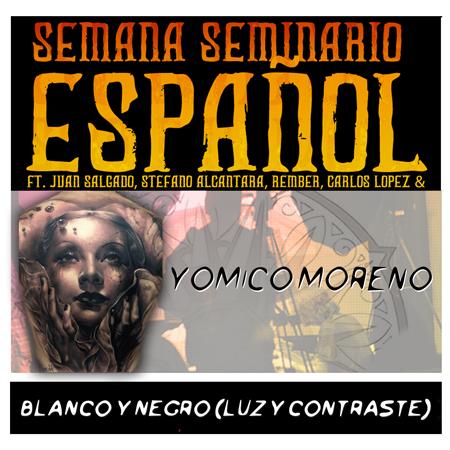 Yomico Moreno Seminario Realismo Blanco y Negro On-Demand
